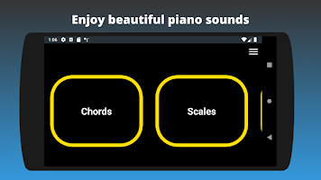 Piano Chords & Scales Trainer