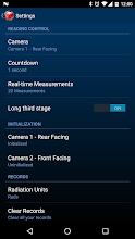 GammaPix Lite - Gamma Radiation Detector screenshot thumbnail