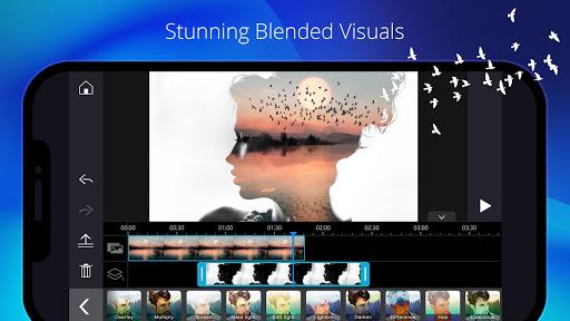 PowerDirector - Video Editor App, Best Video Maker  screen 1