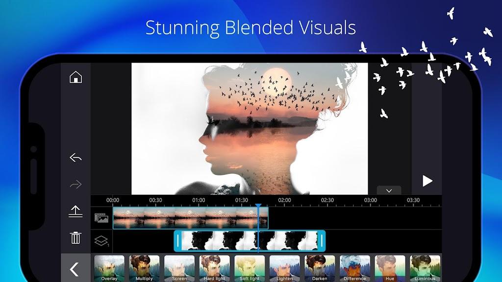 PowerDirector - Video Editor App, Best Video Maker  poster 1