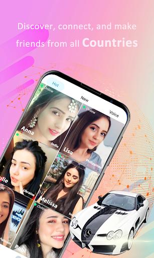 Hinow - Private Video Chat apktram screenshots 1