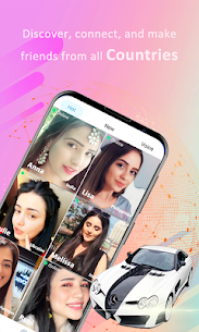 Hinow – Private Video Chat MOD (Unlimited Money) 1