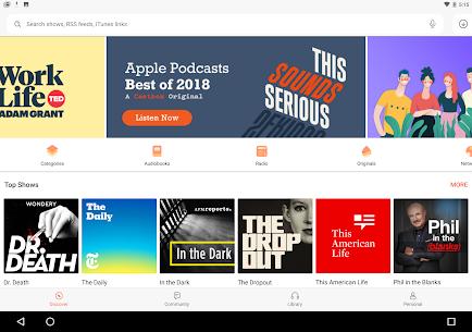 Podcast Player & Podcast App Mod Apk- Castbox (Premium) 9