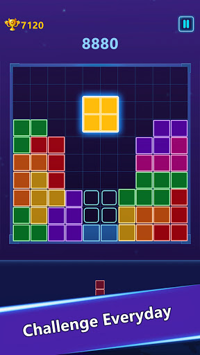 Glow Puzzle - Classic Puzzle Game 1.5 screenshots 2