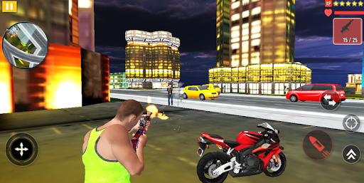 Mafia Gangster Vegas Bike Crime In miami 1.1 screenshots 6
