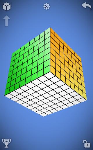 Magic Cube Puzzle 3D screenshots 17