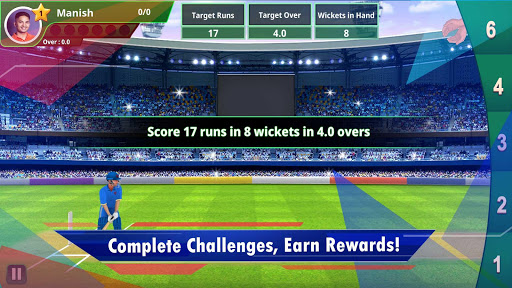 Cricket Kingu2122 - by Ludo King developer  screenshots 5