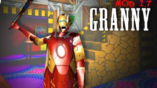 Iron Granny 3 : Craft Mod game 2020  screenshots 5
