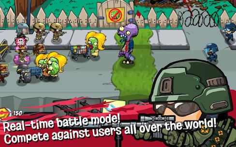 SWAT and Zombies Season 2 MOD APK (Unlimited Stars) 5