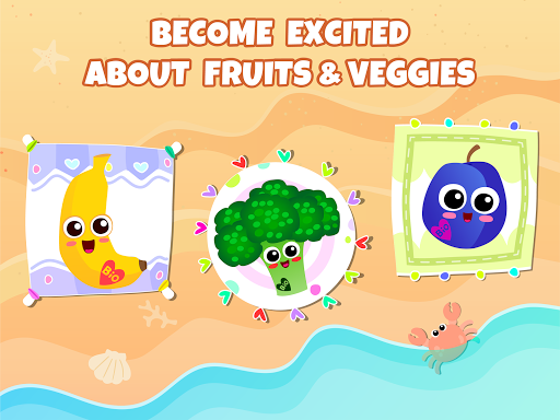 Yummies! Preschool Learning Games for Kids toddler  screenshots 13