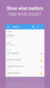 Calendar Widget: Month + Agenda Mod Apk [PRO/EXTRA] 6
