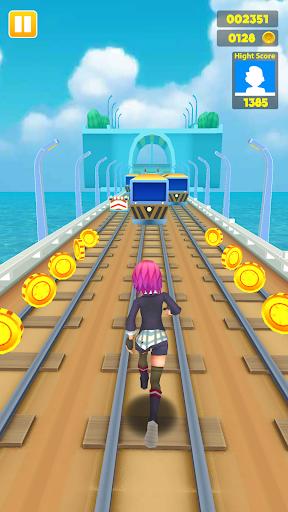 Subway Princess - Endless Run  Screenshots 1
