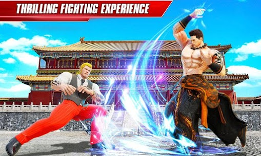 Kung Fu Fight Arena: Karate King Fighting Games MOD (Unlimited Gold) 1