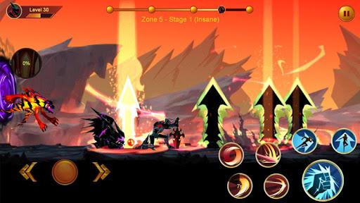 Shadow fighter 2: Shadow & ninja fighting games 1.19.1 Screenshots 7