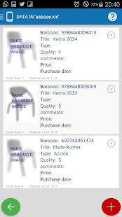 SCANPET New - Inventory & Barcode Scanner