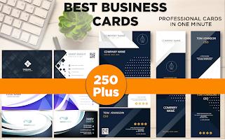 Business Card Maker: Visiting Card Maker 2020