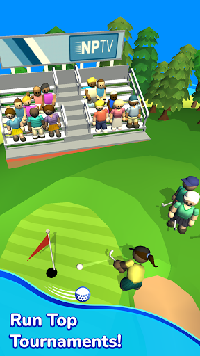 Idle Golf Club Manager Tycoon  screenshots 6