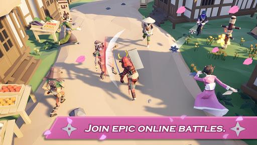 Warriors of Peace apkdebit screenshots 2