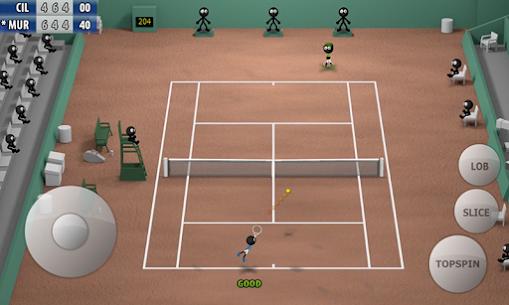 Stickman Tennis – Career 2.2 APK + MOD Download 3