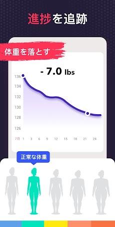 女性向け減量アプリ - 自宅でワークアウトのおすすめ画像5