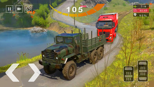 US Army Truck Simulator - US Army Simulator 2020 screenshots 2
