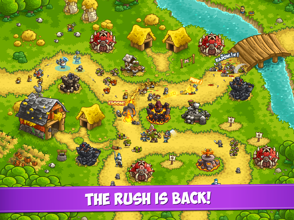 Kingdom Rush Vengeance - Tower Defense Game  poster 12