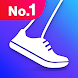 歩数計 - 無料のステップカウンター&カロリー計算 - Androidアプリ