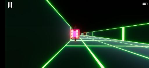Neon Corridor screenshot 5