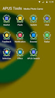 Football-APUS Launcher theme