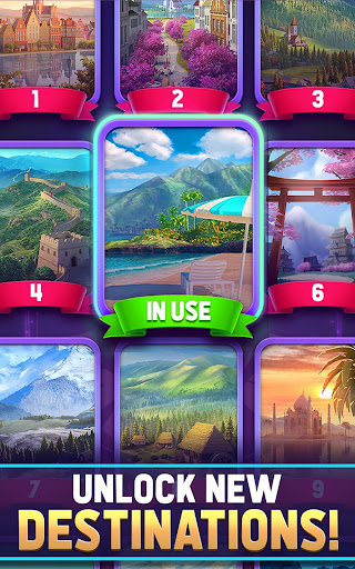 Words of Fortune: Free Play Word Search Game Apkfinish screenshots 10