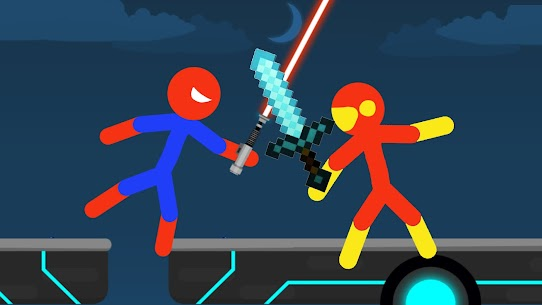 Stickman Warriors – Stickman Battle Supreme APK + MOD v1.1.22 5
