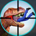Real Wild Animal Hunter: Dino Hunting Games