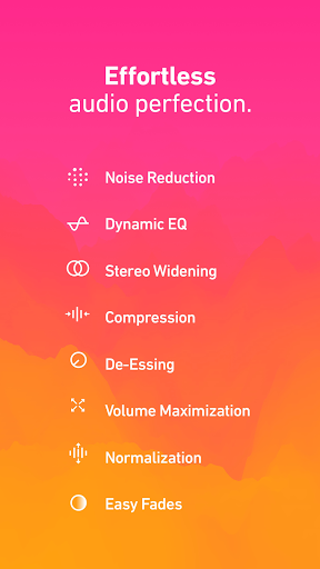 Dolby On: Record Audio & Music  Screenshots 2