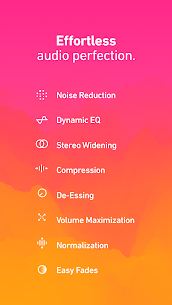 Dolby On: Record Audio & Music 1.1.1 Apk 2