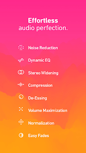 Dolby On: Record Audio & Music Screenshot