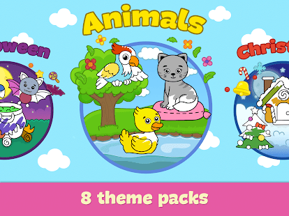 Coloring and drawing for kids 3.111 Screenshots 18