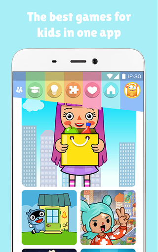 Hatch Kids - Games for learning and creativity 2.3.0 screenshots 1