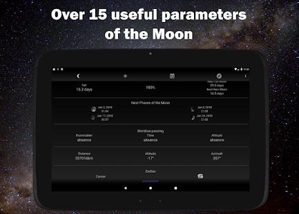 Moon Phase Calendar 1.46 APK screenshots 11