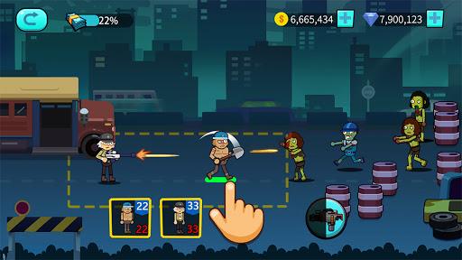 Among the Zombie  screenshots 12