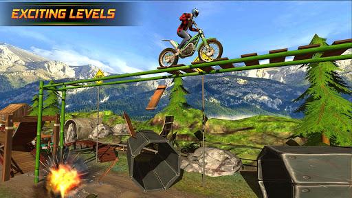 Bike Stunts Racing Free 1.5 Screenshots 2