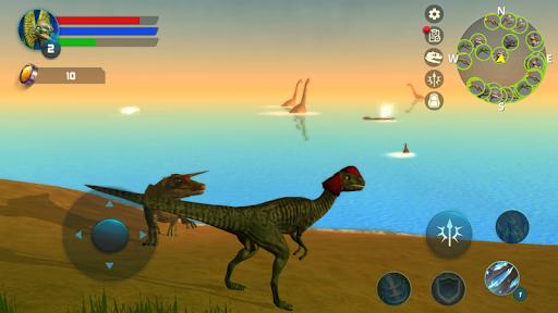 Dilophosaurus Simulator 1.0.4 screenshots 4