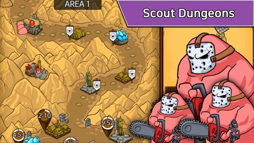 [VIP]Missile Dude RPG : Offline tap tap hero  screenshots 6