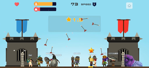Arrow Battle Online : 10 Players PvP screenshot 5