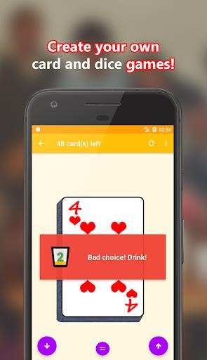 Drink & Smiles: Drinking games 4.0.23 screenshots 5