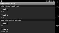 Midi Sheet Music (patched)のおすすめ画像2