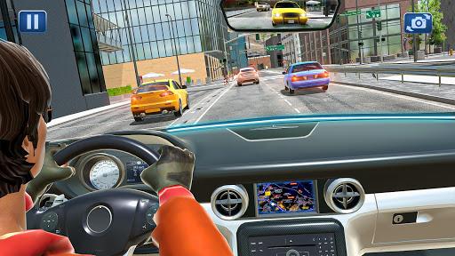 Car Driving School Simulator 2021: New Car Games  screenshots 1