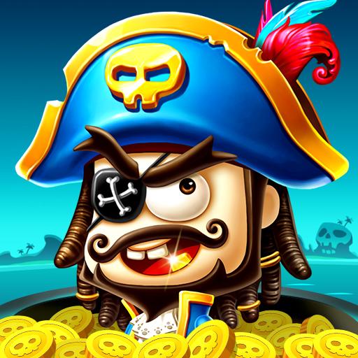 Pirate Coin Master: Raid Island Battle Adventure
