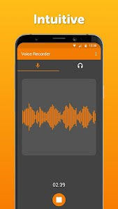 Simple Voice Recorder: Dictaphone Sound Recorder 5.5.1