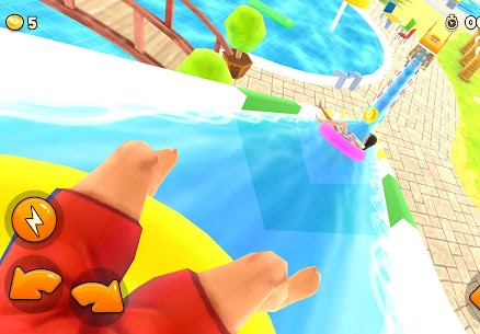 Uphill Rush Water Park Racing MOD APK (Unlimited Gems) 2