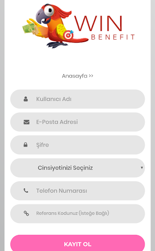 Win Benefit - Para Kazan 1.0 Screenshots 8